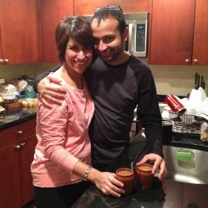 Aman and Karina
