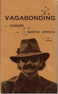 Vagabonding book cover